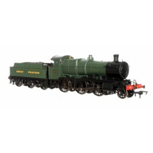 4S-043-001 OO 6336 43XX 2-6-0 GREAT WESTERN GREEN