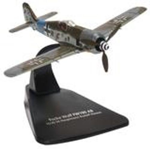 ODAC090 1/72 FOCKE WULF 190A YELLOW 1 15/JG 54 HAUPTMANN RUDOLF KLEMM