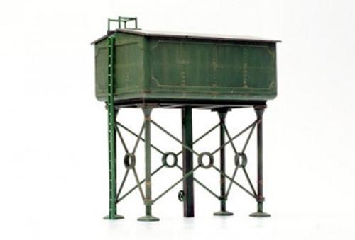 C005 OO WATER TOWER PLASTIC KIT