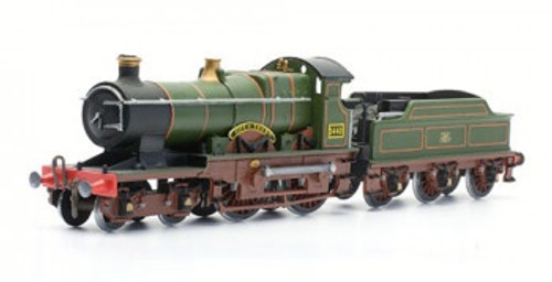 C061 OO CITY OF TRURO PLASTIC KIT