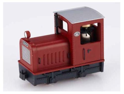 MTR5012 HOE GMEINDER RED