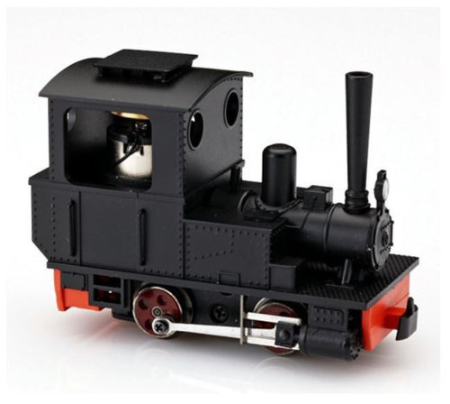 MTR5031 HOE KOPPEL LOCO WITH STRAIGHT CHIMNEY