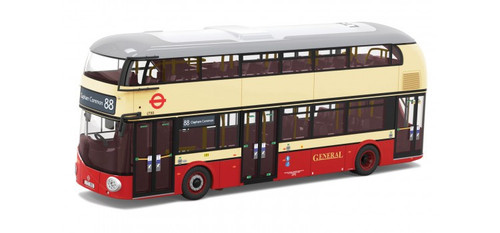 OM46619A OO LT50 NEW ROUTEMASTER HERITAGE GENERAL 88 CAMDEN TOWN