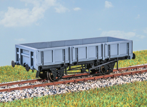PC70 OO RUDD 21T BALLAST WAGON BR PLASTIC KIT