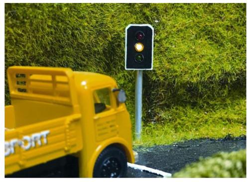 TTTL10 OO TRAFFIC LIGHT SINGLE
