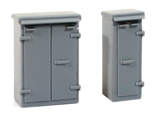 SS85 OO RELAY BOXES SET 1