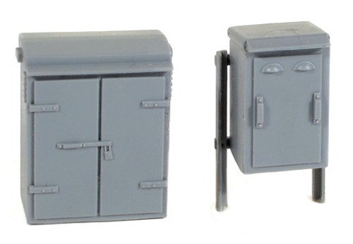 SS88 OO RELAY BOXES SET 2