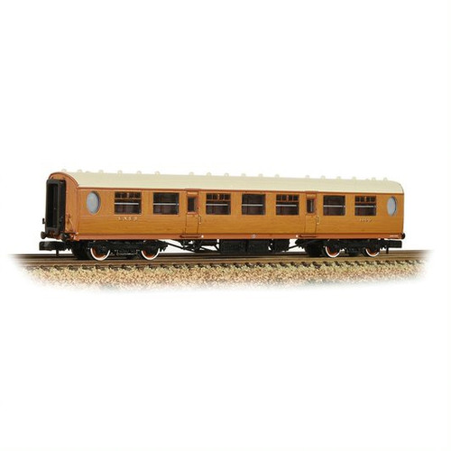 376-250 N 1090 THOMPSON TK LNER TEAK