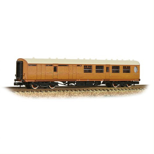 376-275 N E1914 THOMPSON BT LNER TEAK