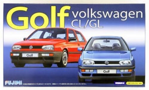 F126395 1/24 VW GOLF CL/GL MK3 PLASTIC KIT
