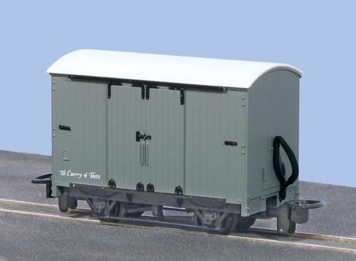 GR-220U OO9 BOX VAN GREY UNLETTERED