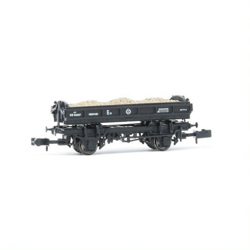 E87512 N DB989207 14T MERMAID BR BLACK SIDE TIPPING BALLAST WAGON