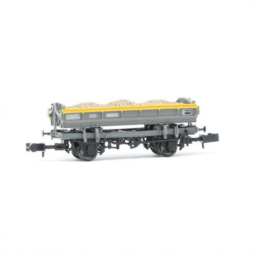 E87514 N DB989444 14T MERMAID DUTCH SIDE TIPPING BALLAST WAGON
