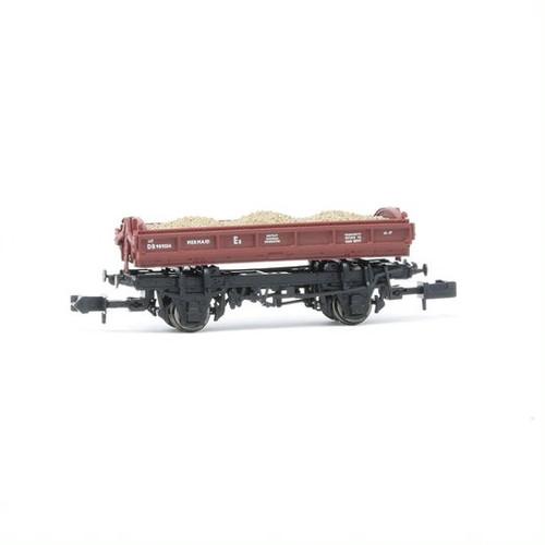 E87515 N DB989334 14T MERMAID BR GULF RED SIDE TIPPING BALLAST WAGON