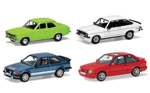 RS00001 1/43 FORD ESCORT RS COLLECTION