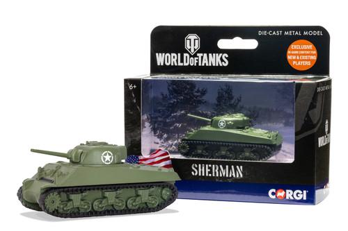WT91202 SHERMAN M4A3