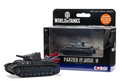 WT91203 PANZER IV AUSF D