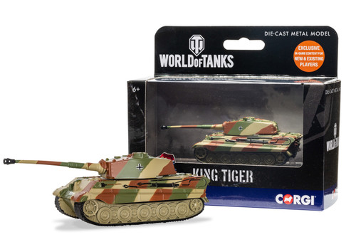 WT91207 KING TIGER