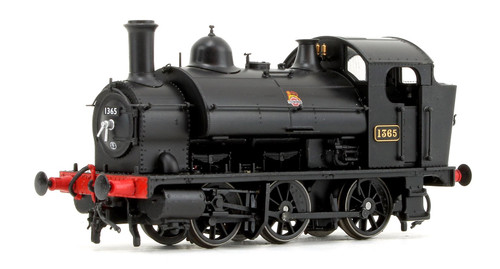 1303 OO 1365 1361 CLASS 0-6-0ST BR BLACK EARLY