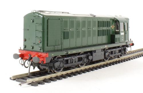 1600 OO CLASS 16 No.D8400 BR GREEN GREY ROOF
