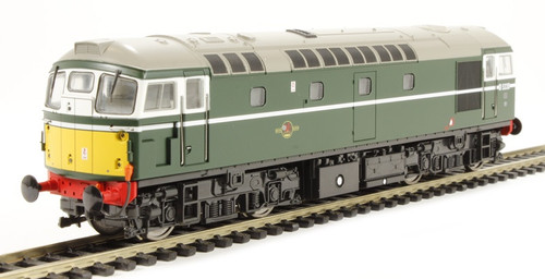 2608 OO D5339 CLASS 26 BR GREEN SMALL YELLOW