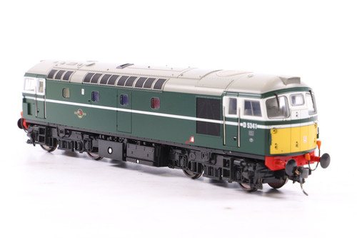 2609 OO D5341 CLASS 26 BR GREEN SMALL YELLOW