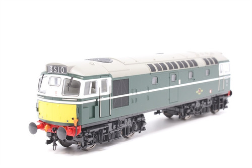 2726 OO D5347 CLASS 27 GREEN SMALL YELLOW