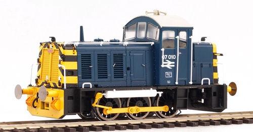 29021 OO D2992 CLASS 07 BR BLUE