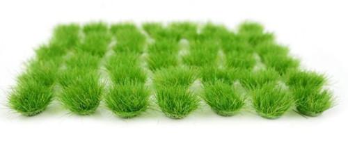 GM162 GRASS TUFTS MINI SET - GREEN 6MM (42)