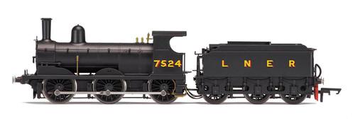 R3230 OO 7524 J15 0-6-0 LNER BLACK