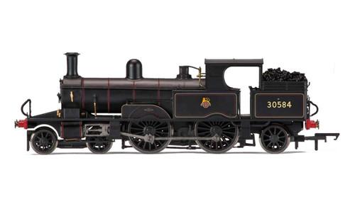 R3333 OO 30584 CLASS 0415 4-4-2T ADAMS RADIAL BR BLACK EARLY