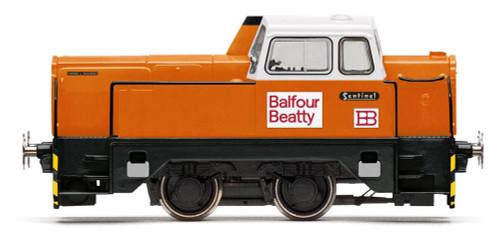 R3353 OO SENTINEL 4WDH ORANGE BALFOUR BEATTY