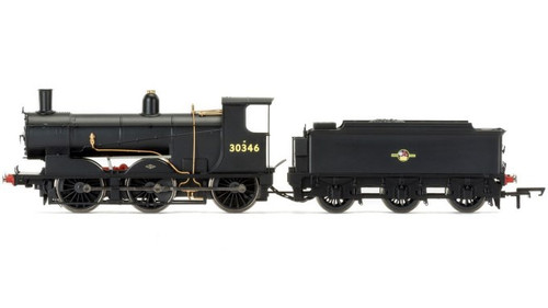 R3420 OO 30346 DRUMMOND 700 CLASS 0-6-0 BR BLACK LATE