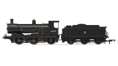 R3421 OO 30698 DRUMMOND 700 CLASS 0-6-0 BR BLACK EARLY
