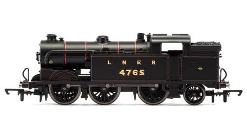 R3465 OO 4765 N2 0-6-2T LNER BLACK