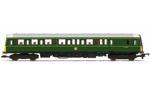 R3665 OO W55034 CLASS 121 121034 BR GREEN (CHILTERN RAILWAYS)