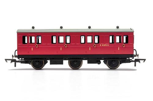 R40077 OO E41373 6W 1ST CLASS BR MAROON
