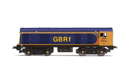 R3913 OO 20905 CLASS 20/9 GBRF