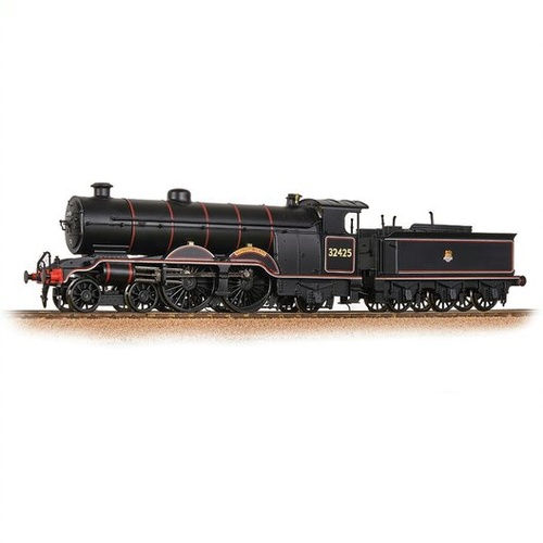 31-921A OO 32425 H2 4-4-2 BR LINED BLACK EARLY TREVOSE HEAD