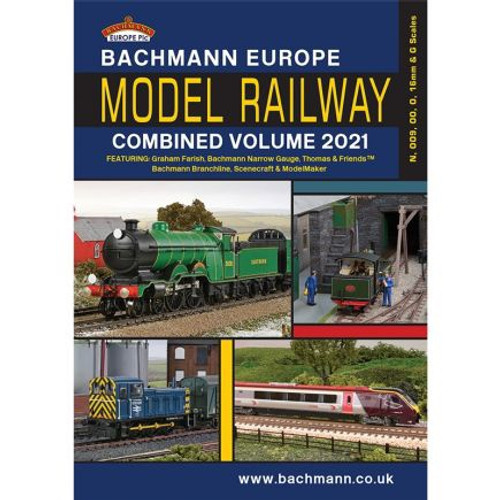 36-2021 2021 BACHMANN CATALOGUE