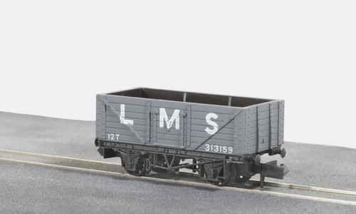 NR-41M N 313159 7 PLANK LMS GREY