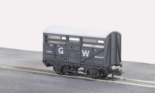 NR-45W N 13865 CATTLE WAGON GW GREY