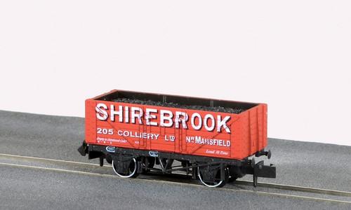 NR-P413 N 7 PLANK SHIREBROOK COLLIERY LTD