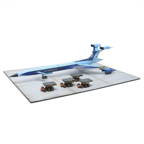 AIP10006 1/350 FIREFLASH PLASTIC KIT