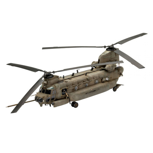 R03876 1/72 MH-47E CHINOOK PLASTIC KIT