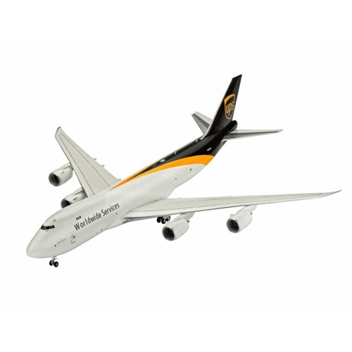 R03912 1/144 BOEING 747-8F UPS PLASTIC KIT