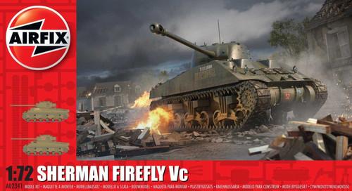 A02341 1/72 SHERMAN FIREFLY VC PLASTIC KIT