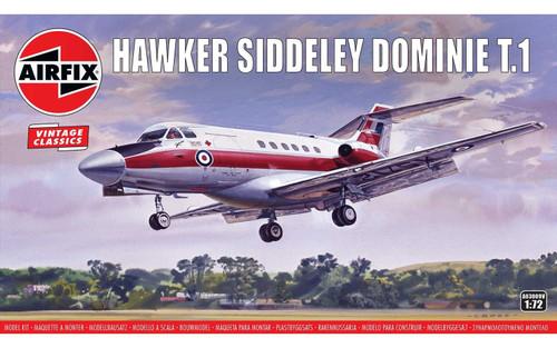 A03009V 1/72 HAWKER SIDDLEY DOMINIE T.1 PLASTIC KIT
