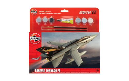 A55301 1/72 PANAVIA TORNADO F.3 STARTER PLASTIC KIT