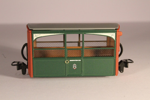 GR-561 OO9 ZOO CAR BUG BOX FR EARLY PRESERVATION LIVERY